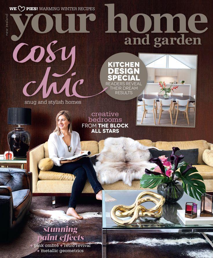 Your Home and Garden (NZ) kitchen design special