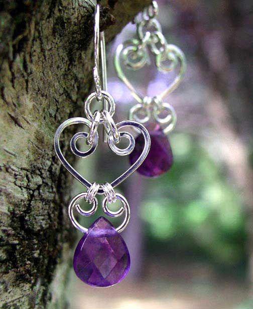 Handmade Beaded Earrings: 12 step inspirational, spiritual, recovery jewelry gifts for AA, NA, GA, Al-anon, ACOA: Twelve Beads for 12 Steps