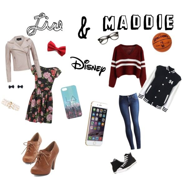 I really like maddie for a regular day and then on special days Liv is great to dress as