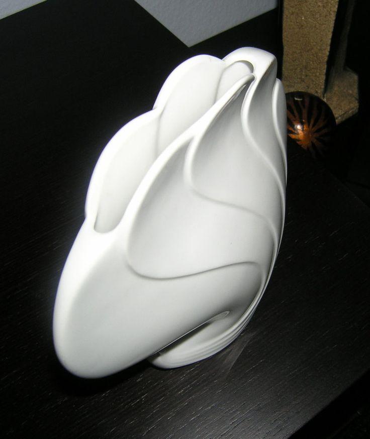 Seltmann Weiden Vase Helena 701/21 weiß