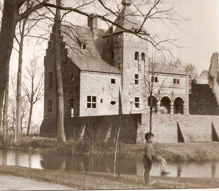 Kasteel Asten 17 maart 1938