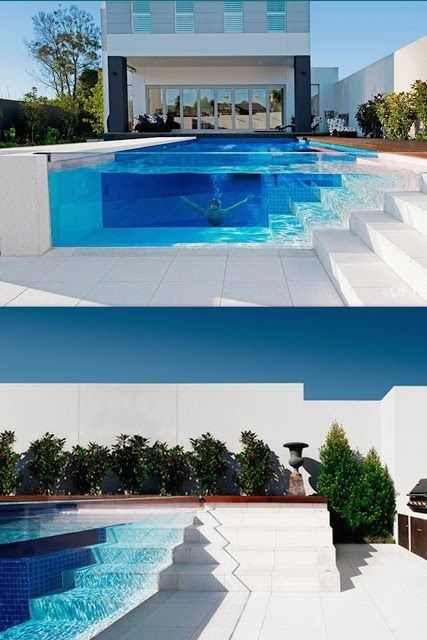 Pin by architecture on pool in 2019 swimming - Rooftop swimming pool designing and planning ...