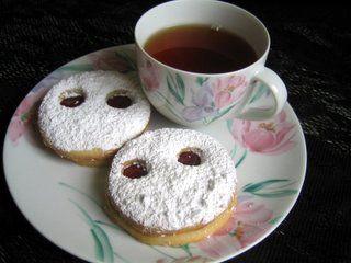 Black Eye Cookies