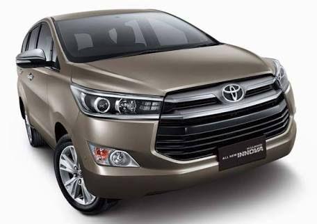 All New Innova – Informasi Harga Mobil Toyota di Medan