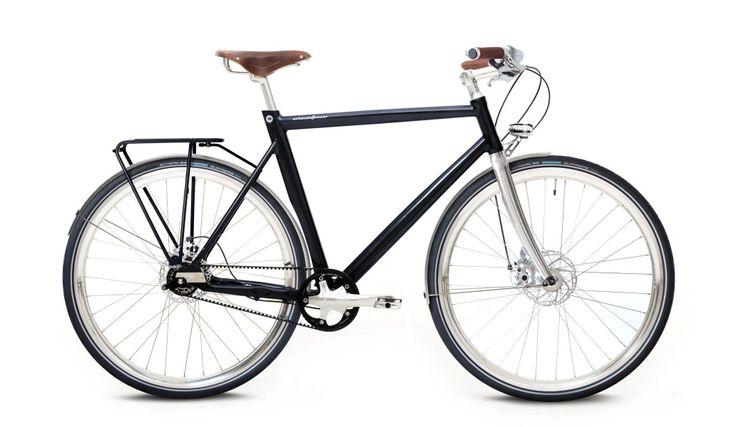 I just adore the guys from Schindelhauer! Friedrich   Schindelhauer Bikes