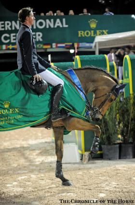 Patience Pays Off In Big Way For Ben Maher And Sarena in $500,000 Rolex CSI 5* Grand Prix.. 4-3-2016