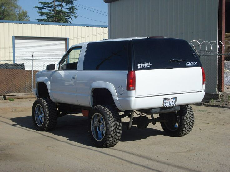 Another Lifted Yukon | Lifted Life | Chevy trucks, GMC ...