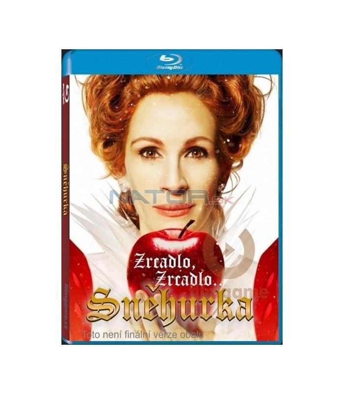 SNĚHURKA (Mirror Mirror) - Julia Roberts - Blu-ray - NATOR.sk