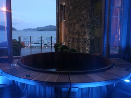 Cheap Hot Tubs >> The 3* Oban Bay Hotel & Spa.   The UK's Top Hot Tub Hotels ...
