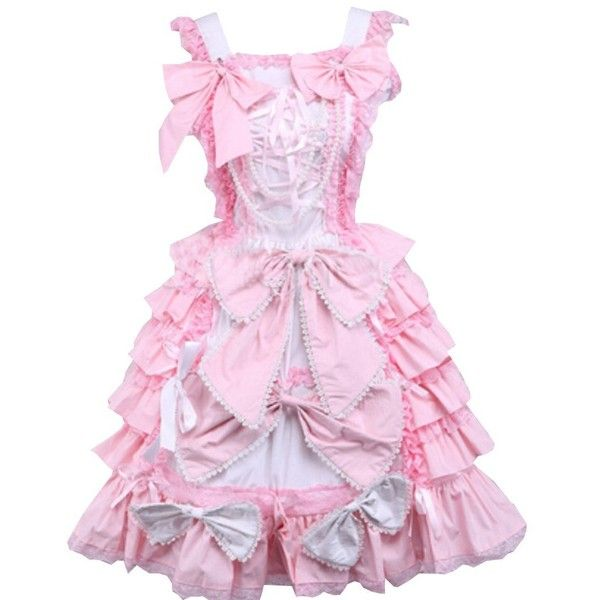 Image result for frilly flounce dress