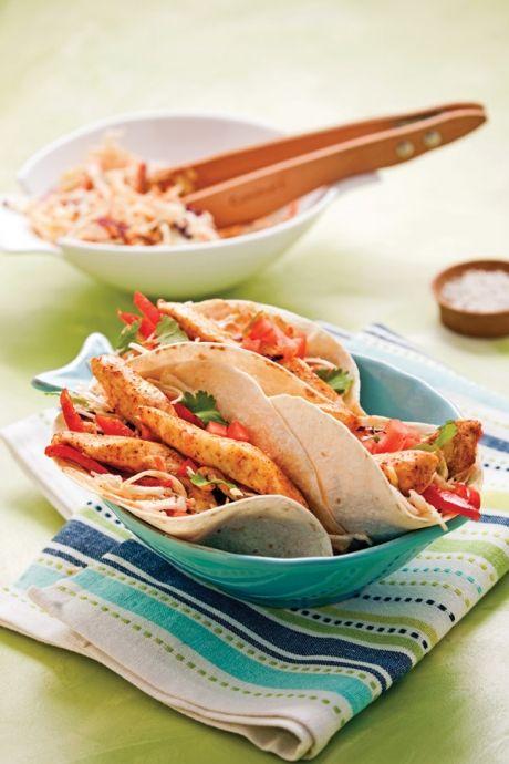 Tortillas de Tilapia | Saladexpress.ca