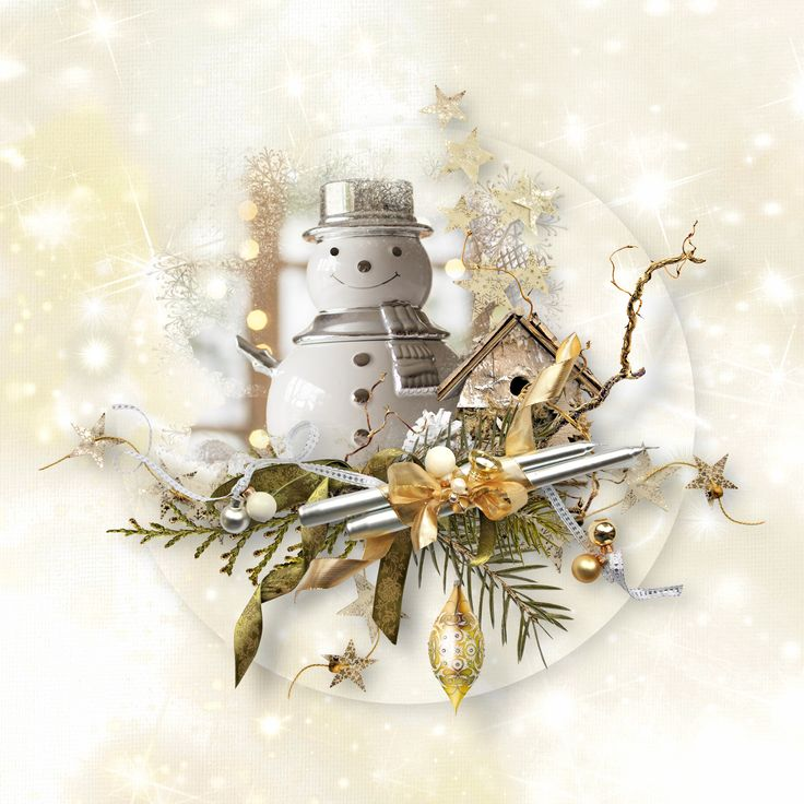 """""""Golden Christmas"""" by D's Design, http://www.digiscrapbooking.ch/shop/index.php?main_page=product_info&cPath=22_236&products_id=24616, photo V.Borodinova"""
