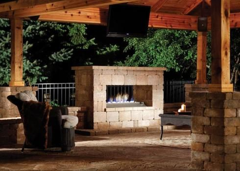 17 Best Images About Outdoor Fireplaces Fire Pits Fire Features On Pinterest Fire Pits