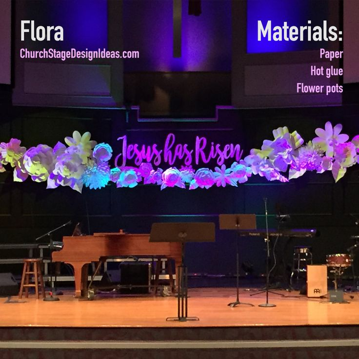 awesome worship stage design ideas images harmonyfarms us - Church Stage Design Ideas