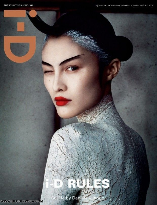 Sui He by Daniele & Iango for I.D Spring 2012.ZsaZsa Bellagio – Like No Other: Fashion & Glam Gorgeous