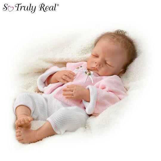 Ashton Drake Sleeping Beauty Doll: 38 Best Reborns And Babies Images On Pinterest