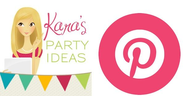 Follow Kara's Party Ideas on Pinterest! Tutorials, recipes, tips, ideas and more!