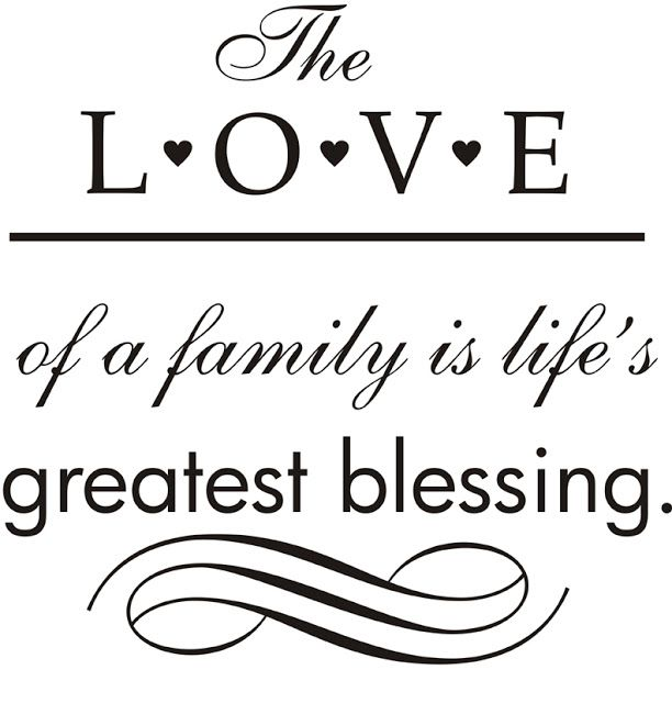 Family Guy Wedding Quotes: My Families Love Is Such A Blessing!