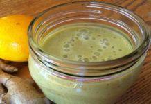 Забудьте о простуде навсегда! Апельсиновый смузи с имбирем – настоящая витаминная бомба, которая не даст подступиться к вам любой простуде!