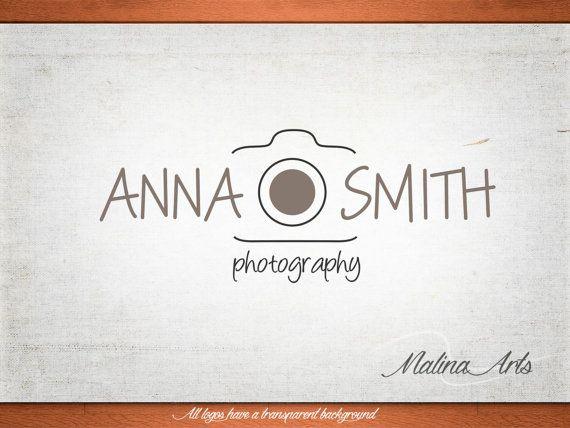 Premade Logo. Loghi di fotografia. Filigrana. Logo della macchina fotografica. Testo logo 2 Acquista e ottenere 1 gratis!!!