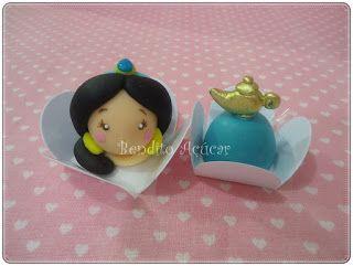Bendito Açúcar (Iara Bolos): Aladdin