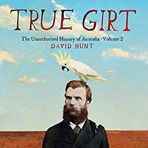 'True Girt' is the sequel to David Hunt's best selling 'Girt' where he now takes us to the Australian Frontier. This was the Wild South, home to hardy pioneers, gun-slinging bushrangers, nervous Indigenous people and sheep. Lots of sheep.