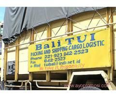 Bali Trans Utama International Domestic Cargo