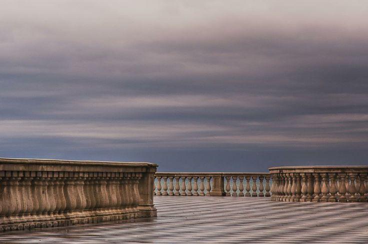 Una terrazza sul mare - loveyourpix.com