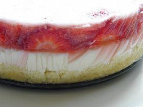 nepečený jogurtový dort bez lepku