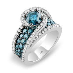 Caribbean Blue Diamond.... WOW!!!