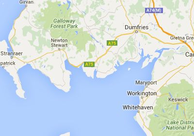 Castle Gardens (ref CC537257) in Kirkcudbright | WelcomeCottages