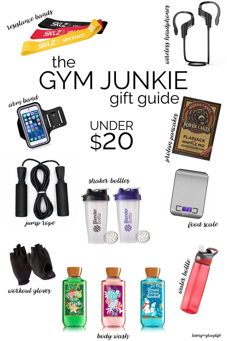 Best 25 fitness gifts ideas on pinterest christmas Gifts for home builders