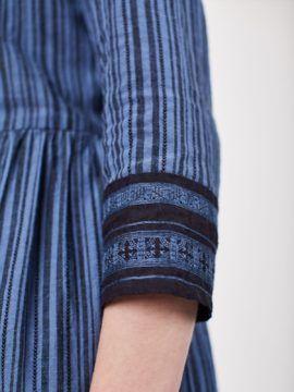 50fe6847596b Fairtrade šaty z přírodních materiálů