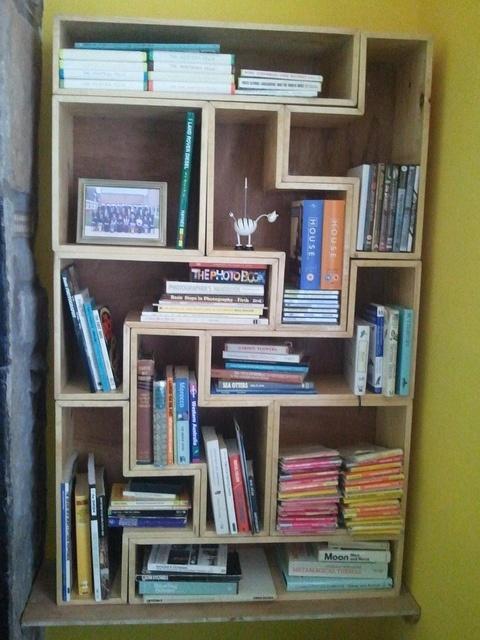 22 best tetris furniture images on pinterest shelving for Tetris bookshelf
