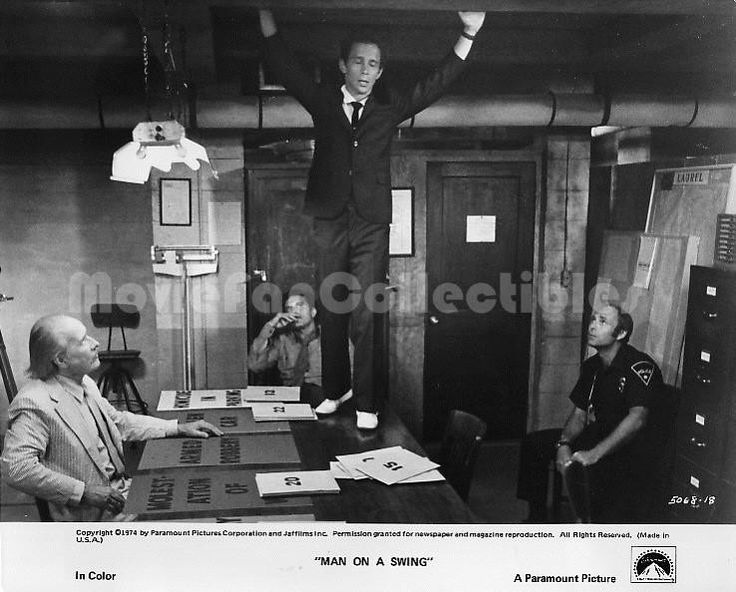 Man On A Swing photo Joel Grey Cliff Robertson George Voskovec