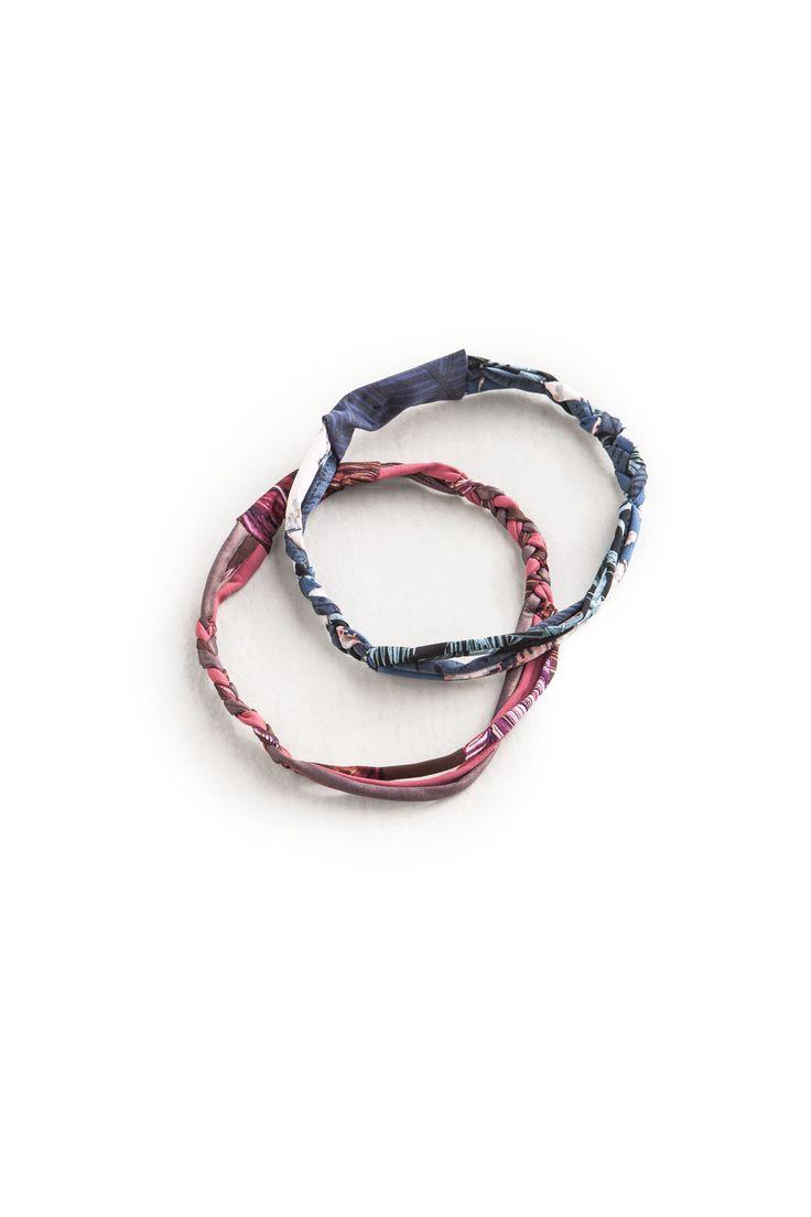 Maaji Active Skinny Headband 2 pack- 1216XHA01