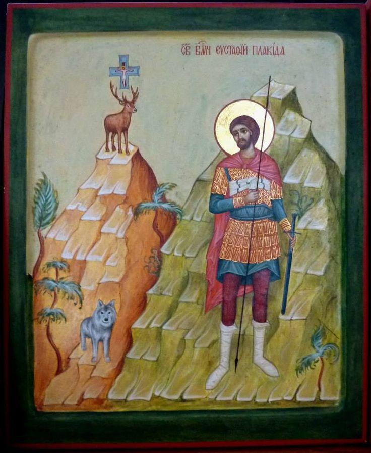 Święty Eustachy autor - ? (Polska)