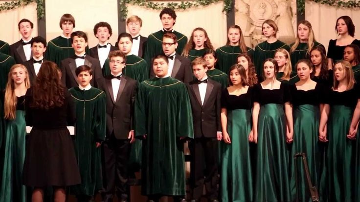 SBHS A Cappella and Madrigal Singers perform Rest