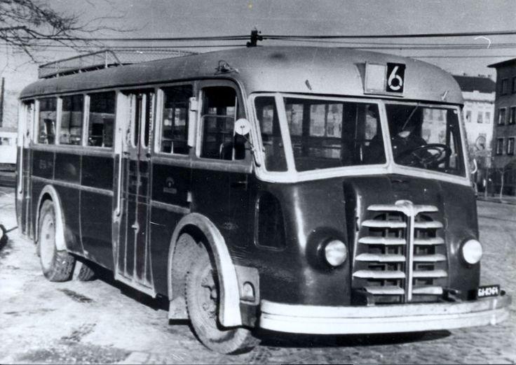 A Tr5-ösök voltak a cég utolsó, és az Ikarus első munkái