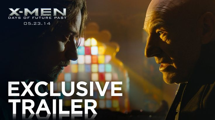 """-""""Please, we need you to hope again"""". #X-MEN: Days Of The Future Past. Official Trailer (2014)."""