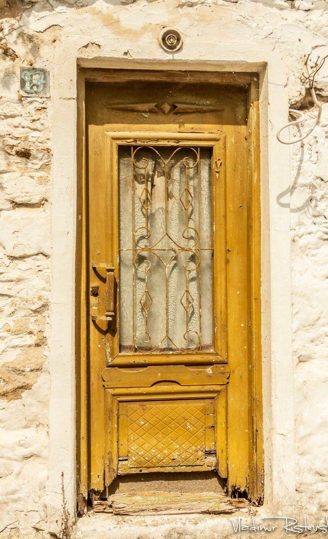 Sarti, Greece door, old wooden door, cracks, details, weathered, ornaments, beauty, decay, aged, photo