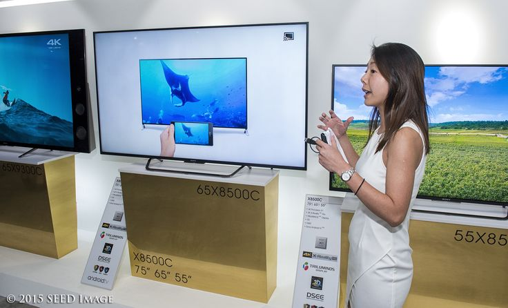 Sony Bravia Meets Android