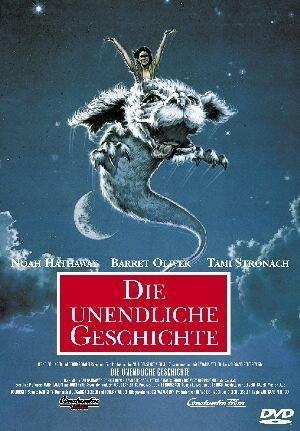 Verfilmung      Die unendliche Geschichte I     Neue Constantin, München 1984…