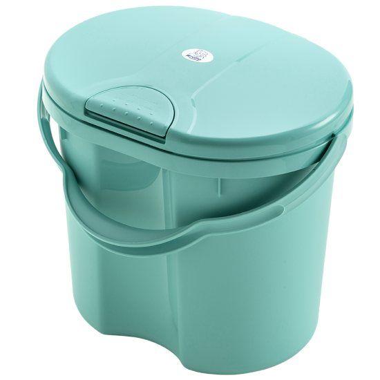 Rotho Babydesign, TOP, tároló vödör, curacao kék