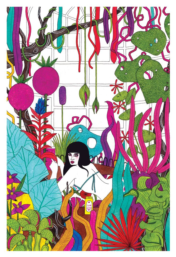 Laura Callaghan Illustration: Photo