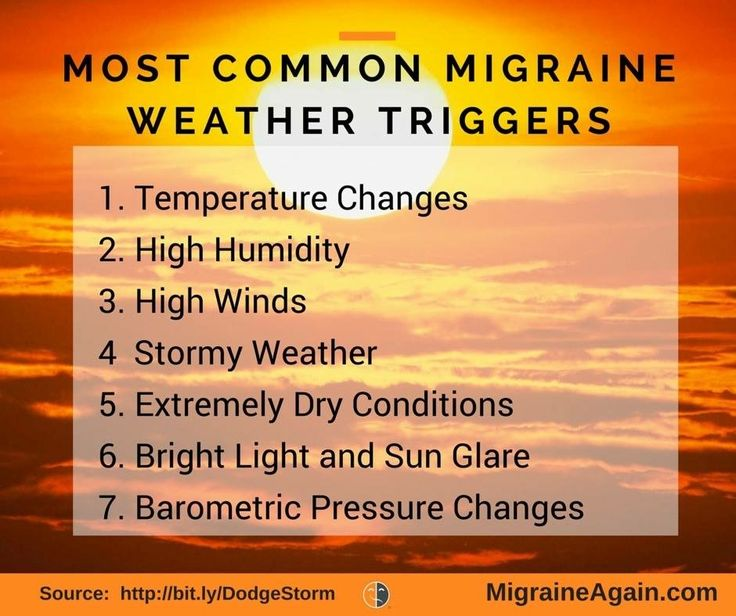 I'm so glad that this has finally been recognized! Something we migraineurs have always known.
