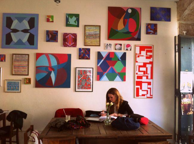 My Lisbon : an alternative city guide   postcardsfromanywhere.  Amazing blog of my beloved french friend <3