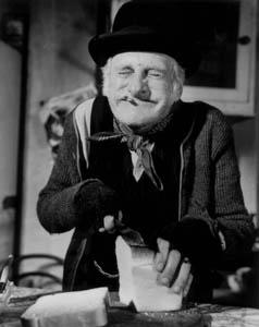 Wlfred Brambell - Actor (Albert Steptoe in 'Steptoe and Son'. Also Paul McCartney's Grandad in 'Hard Day's Night')