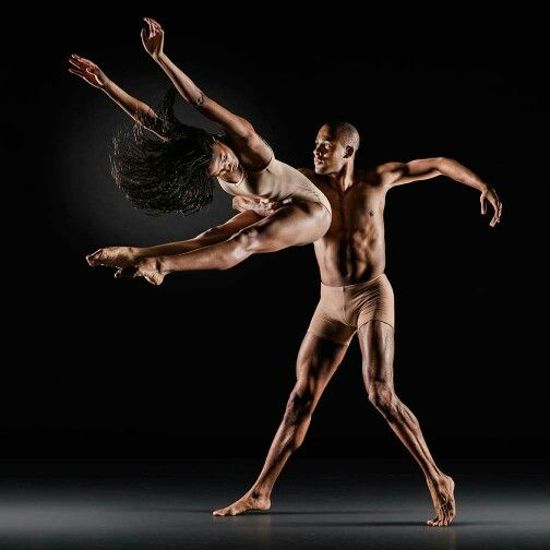 """""""Dancing is the reflection of your soul."""" --Yannick Lebrun  Jacqueline Green and Yannick Lebrun. Copyright Richard Calmes  This picture is sooooo powerful. Repost from my favorite dance company - AAADT (Alvin Ailey American Dance Theater)."""