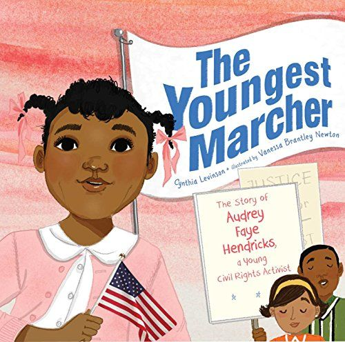 The Youngest Marcher: The Story of Audrey Faye Hendricks   MAIN Juvenile F334.B653 H465 2017  check availability @ https://library.ashland.edu/search/i?SEARCH=9781481400701